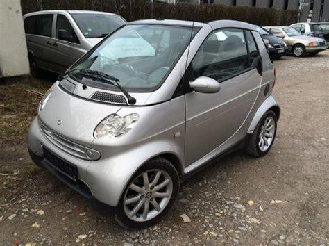 Gebrauchte Smart Motoren by Smart Gebraucht Smart Cabrio Gebrauchtwagen Und