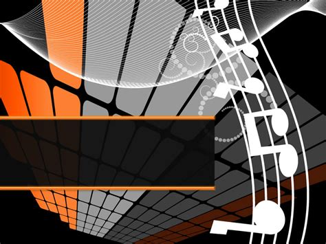 music effects templates for powerpoint presentations