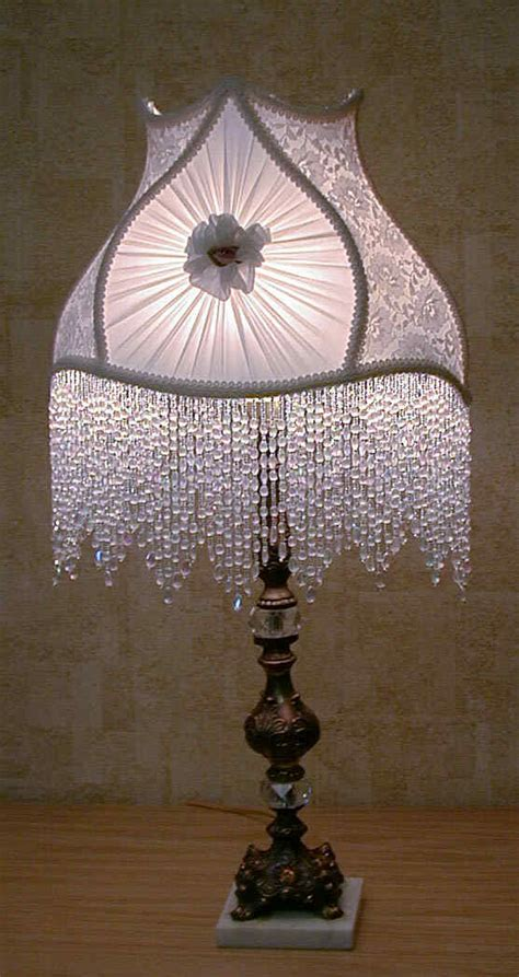 Large Table Lamp Shades by How To Make Victorian Lampshades Instruction Videos Amp Books