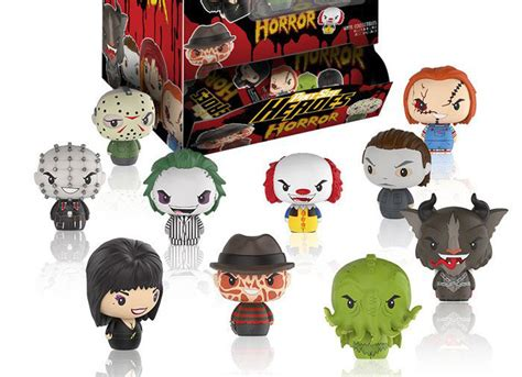 Pint Size Heroes Funko Science Fiction pint size horror heroes by funko actionfiguresdaily
