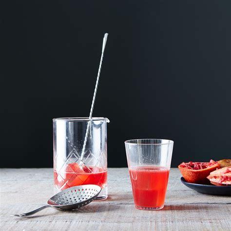 Yarai Mixing Glass Cocktail Set on Food52