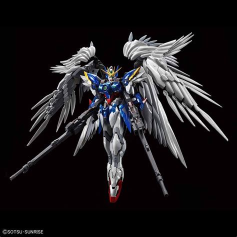 Wing Gundam hi resolution model 1 100 wing gundam zero custom ew ver