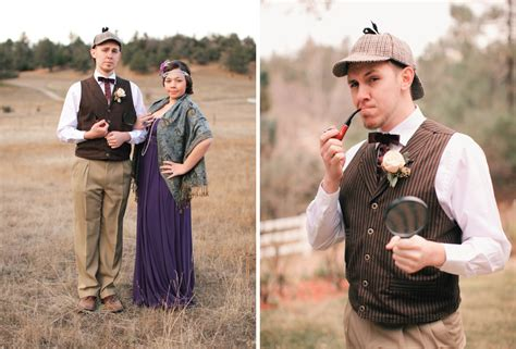 themes in sherlock holmes stories storybook wedding of cassandra and koby at the julian