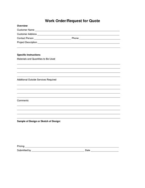 Advertising Order Form Template Templates Data Advertising Form Template