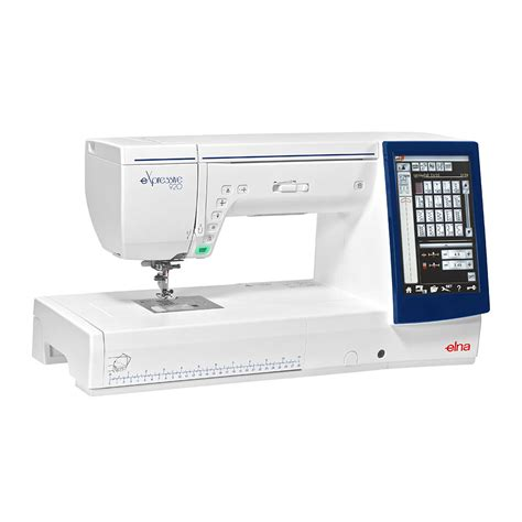 elna lotus 1000 elna expressive 920 sewing machine