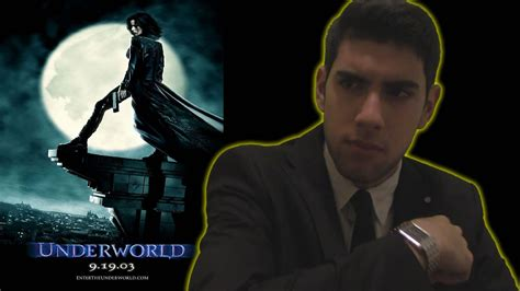 underworld full film youtube review cr 237 tica quot underworld quot 2003 youtube