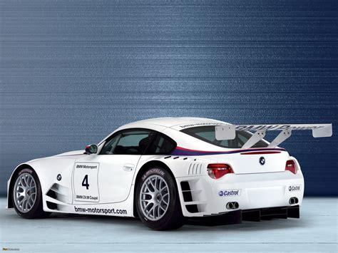 bmw race car images bmw z4 m coupe race car e85 2006 09 images 2048x1536