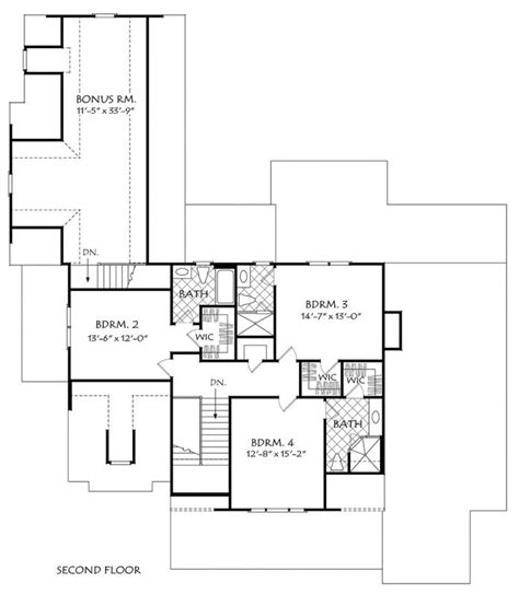 frank betz floor plans southern trace home plans and house plans by frank betz