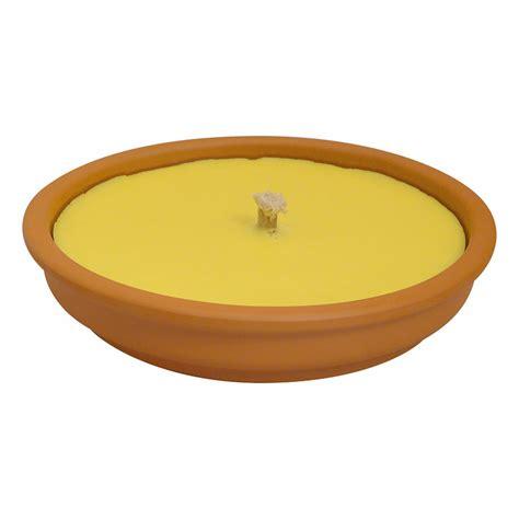 candele da esterno candele alla citronella da esterno cereria graziani