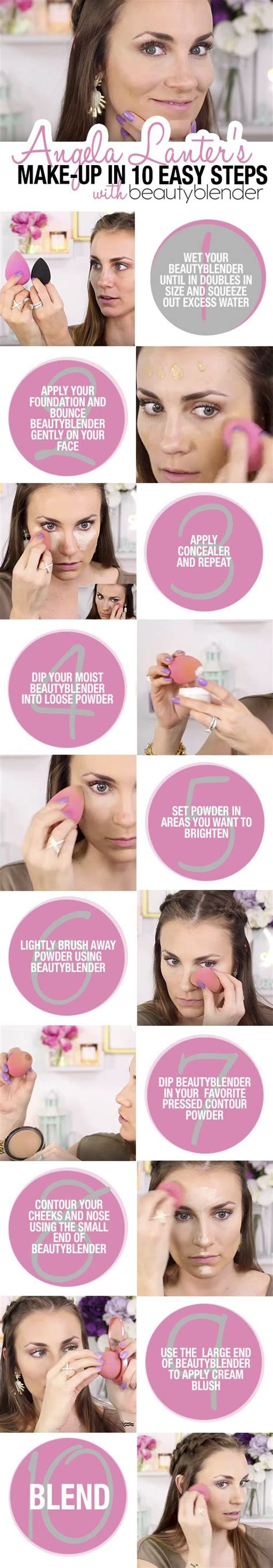 7 Steps For A Faster Makeup Routine by 25 Best Ideas About Makeup On
