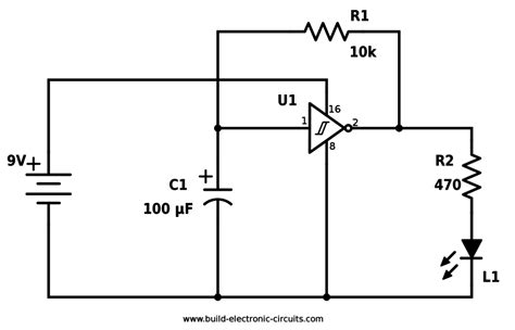 circuit diagram led wiring diagram with description