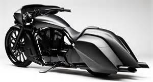 Honda Bagger 2010 Honda Stateline Slammer Bagger Concept Autoevolution