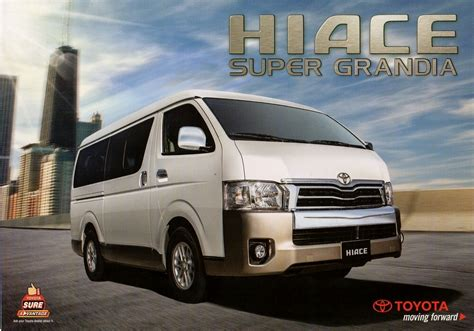 Finder Philippines Toyota Hiace Supergrandia Philippines Autos Post