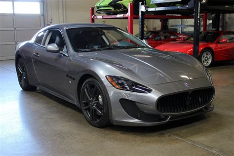active cabin noise suppression 2008 maserati granturismo electronic throttle control 2015 maserati granturismo sport for sale 76773 mcg