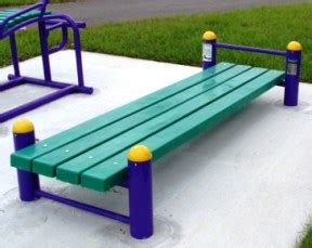 sit  bench  outdoor fitness