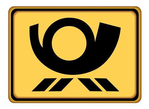 Posthorn Aufkleber by Aufkleber Posthorn Symbol Pixers 174 Wir Leben Um Zu
