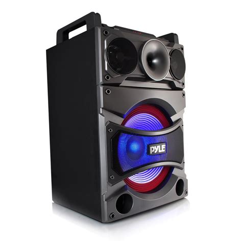 Speaker Multi Fungsi Bass Portable All In One Mitsuyama Ms 4014 pyle psufm1238bt home and office pa loudspeakers cabinet speakers sound and recording