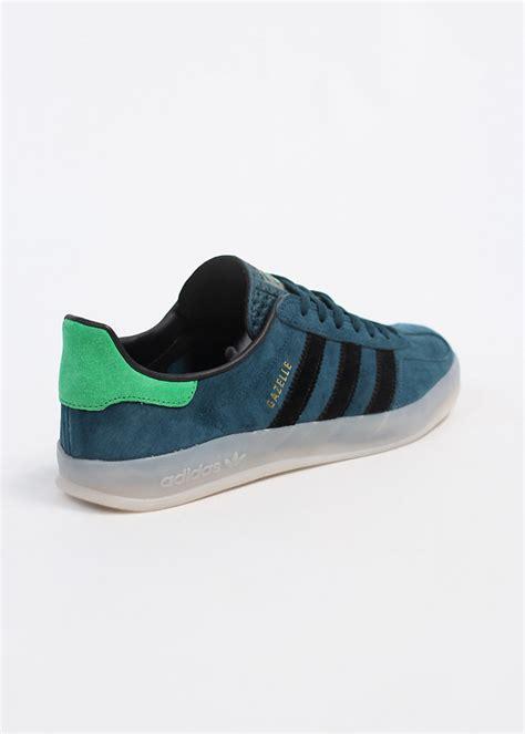 Jaket Casual Original Reebok Element Stripe Hodie Abu Merah adidas originals gazelle indoor trainers petrol black