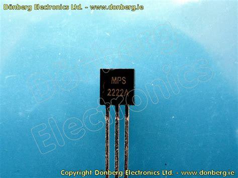 transistor npn 2222a semiconductor 2n2222 2n 2222 npn switching transistor