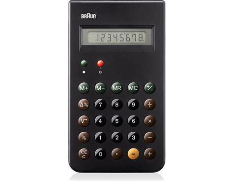 brown rams braun et66 calculator hivemodern