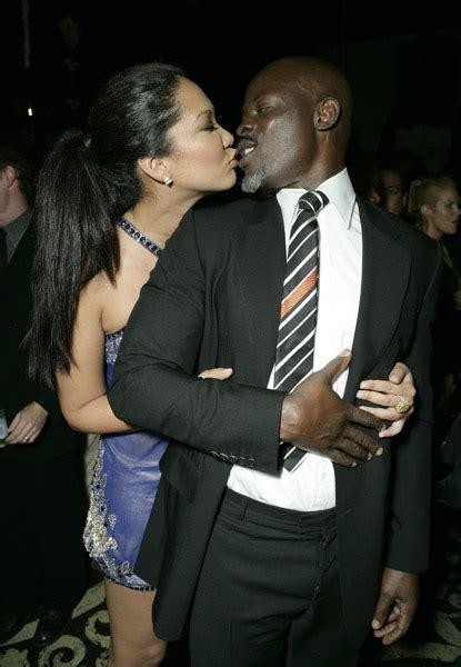 Simmons Gives Kimora Djimon His Blessing by Kimora Djimon Never Back Premiere 030408 2 Jpg