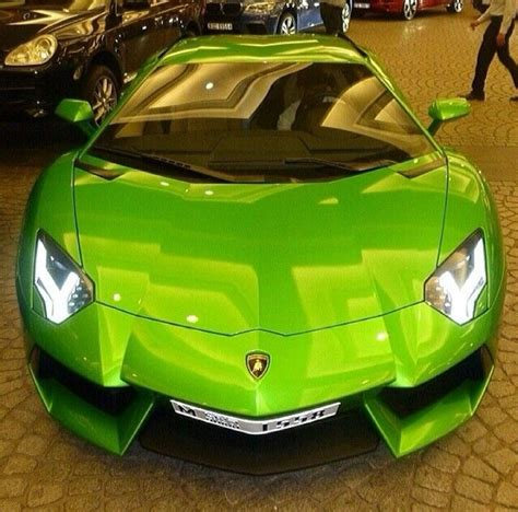 Lamborghini Aventador Lime Green Pin By Kandace On Cargasms
