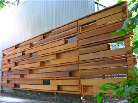 cool fence ideas for backyard some cool backyard fences reclaimedhome com