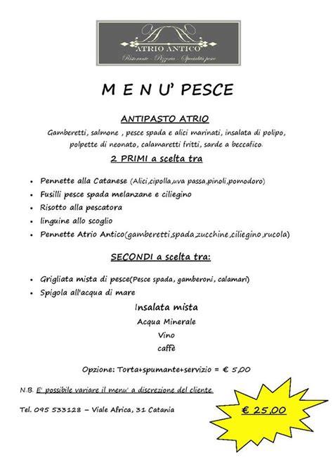 menu banchetti i 249 fissi per banchetti atrio antico alias thai princess