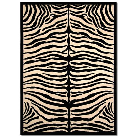 5 by 8 rugs terra zebra area rugs area rug 5 x 8 value city