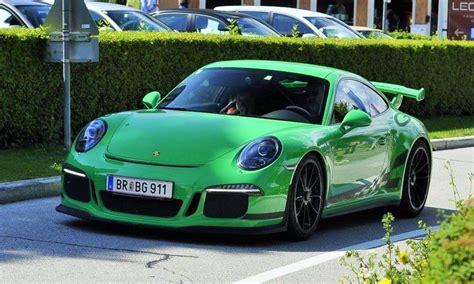 porsche 911 viper green porsche 991 gt3 in viper green porsche pinterest