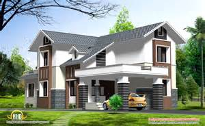 Story House Story Home Design 2463 Sq Ft Home Appliance