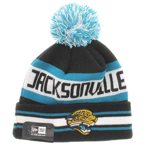 jacksonville jaguars colors jacksonville jaguars team colors the jake 3 beanie with