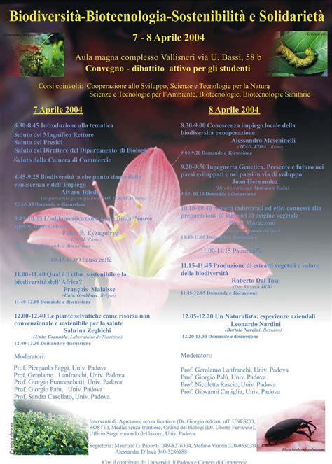 ufficio stage univr seminars and workshops maurizio guido paoletti