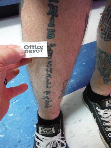 tattoo consortium consortium s 25th anniversary raffle was a success