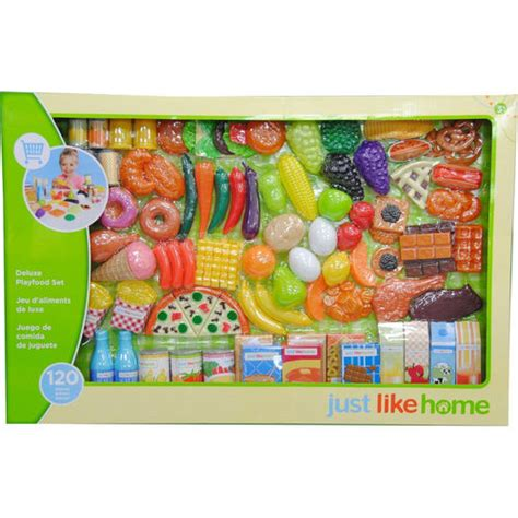 just like home mega food playset toys r us