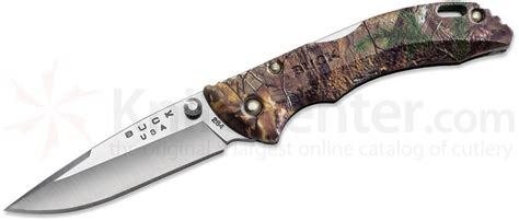 buck 284 bantam folding knife 2 3 4 quot blade realtree