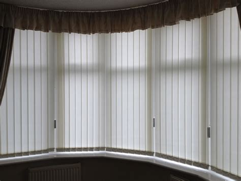 vertical blinds for bay windows curved vertical blinds bay bow window headrail made to