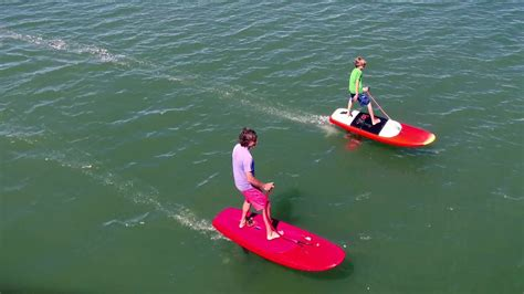 hydrofoil boat youtube introducing the jetfoiler electric hydrofoil efoil