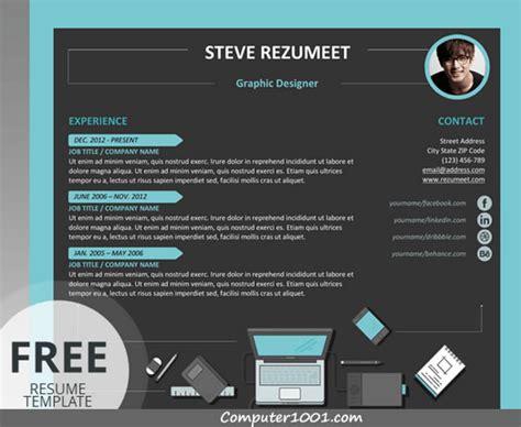 33 Template Resume Cv Word Dan Powerpoint Yang Modern Template Ppt Yang Bagus Free