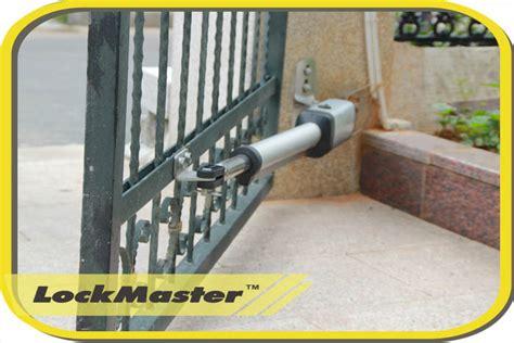 swing gate motors dual arm of gsm electric swing gate motor opener with