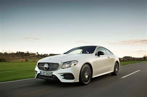 Mercedes Coupes by 2018 Mercedes E400 Coupe Drive Review