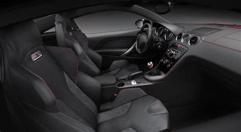 peugeot coupe rcz interior 2014 peugeot rcz r interior 2
