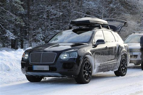 bentley bentayga 2016 2016 bentley bentayga spied practical motoring