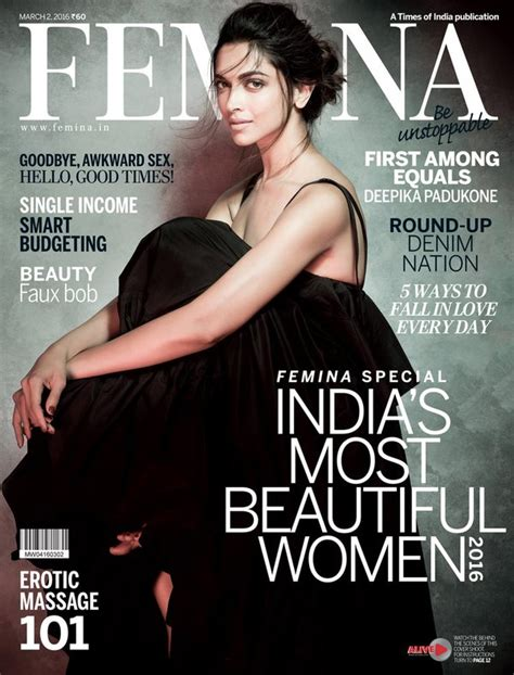 are there any magazines beauty for the over 70 women deepika padukone s latest magazine cover will put you in a