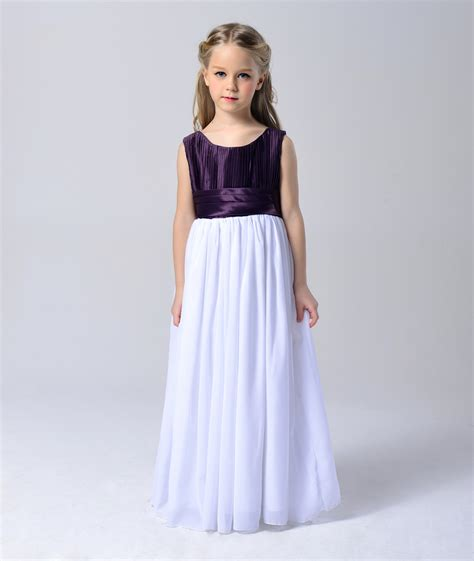 dresses for fashion purple and white chiffon maxi dresses