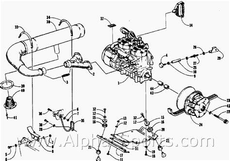 wiring diagram arctic cat z440 arctic cat 440 wiring