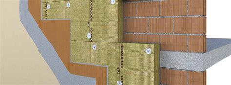 isolazione interna pareti stratigrafia isolamenti tetto pareti e solai capitolato