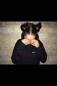 Black Brown Hair Cry Eyes Favs Girl Grunge Hands