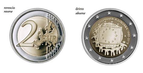 monete fior di conio moneta 2 commemorativa fior di conio