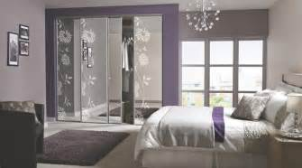 Bedroom Design B And Q Contemporary Floral Sliding Wardrobe Doors Contemporary